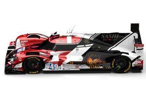 High Class Racing Oreca 07