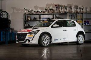 Andrea Nucita, Giuseppe Nucita, F.P.F. Sport, Peugeot 208 Rally4