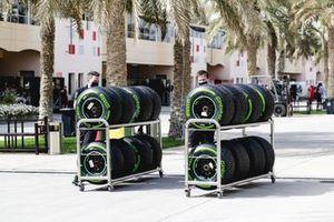 Mercedes teamleden