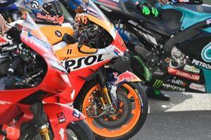 Moto de Pol Espargaró, Repsol Honda Team