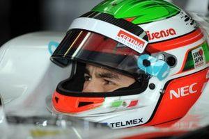 Sergio Pérez, Sauber C30 Ferrari