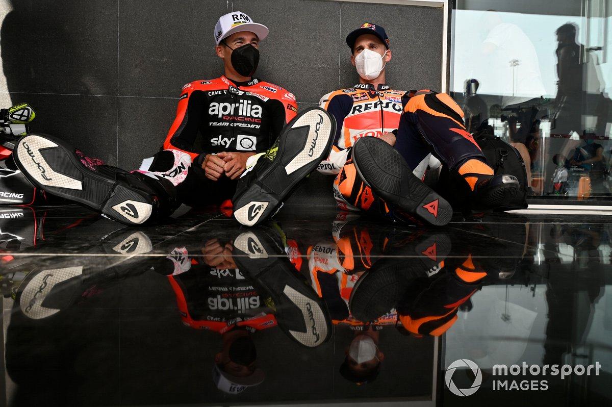Aleix Espargaró, Aprilia Racing Team Gresini, Pol Espargaró, Repsol Honda Team