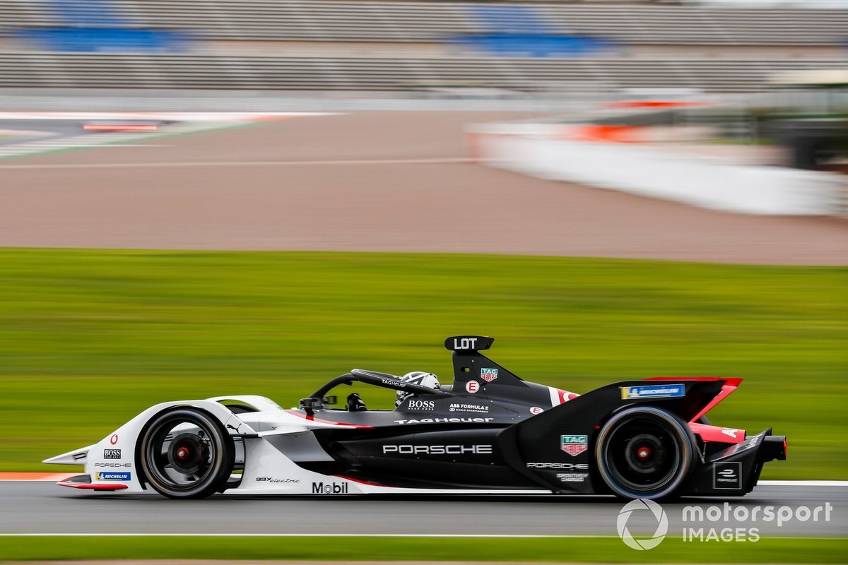 #36 - Andre Lotterer (Team: Porsche, Antrieb: Porsche)