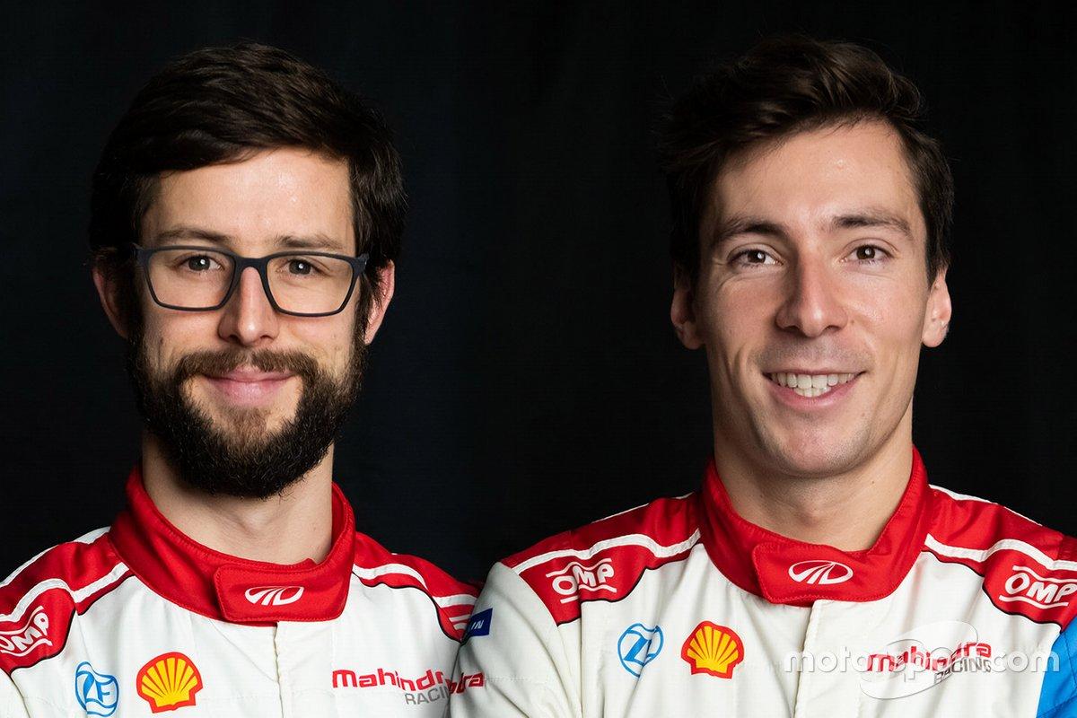Alexander Sims, Alex Lynn, Mahindra Racing