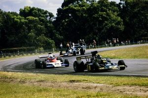 Jacky Ickx, Lotus 72E Ford, Mark Donohue, Penske PC1 Ford, Tom Pryce, Shadow DN5 Ford