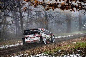 Kalle Rovanperä, Jonne Halttunen, Toyota Gazoo Racing WRT Toyota Yaris WRCC