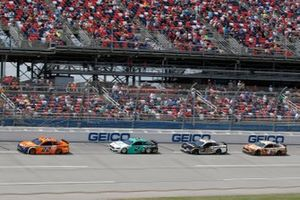 Joey Logano, Team Penske, Ford Mustang Autotrader, Brad Keselowski, Team Penske, Ford Mustang MoneyLion