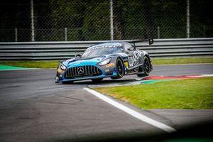 #88 AKKA ASP Mercedes-AMG GT3: Raffaele Marciello, Jules Gounon, Dani Juncadella