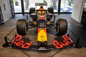 Red Bull RB16 coche de exhibición