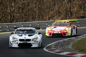#36 Walkenhorst Motorsport BMW M6 GT3: Henry Walkenhorst, Friedrich Von Bohlen, Jörg Breuer