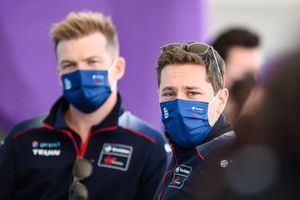 Robin Frijns, Envision Virgin Racing, Nick Cassidy, Envision Virgin Racing