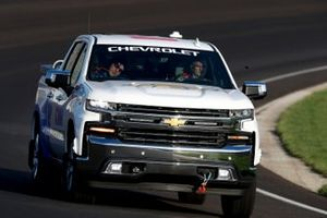 Chevrolet safety vehicle for Indianapolis Motor Speedway