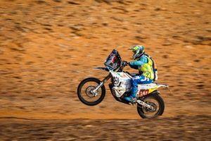 #142 Solarys Racing Husqvarna: Maurizio Gerini