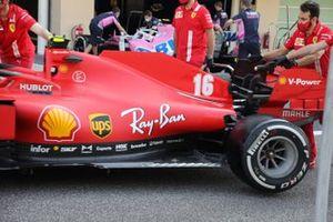 Ferrari SF1000 side detail
