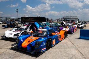 #74 Riley Motorsports Ligier JS P320, LMP3: Spencer Pigot, Scott Andrews, Gar Robinson