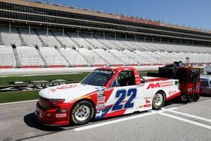Austin Wayne Self, AM Racing, Chevrolet Silverado GO TEXAN/AM Technical Solutions