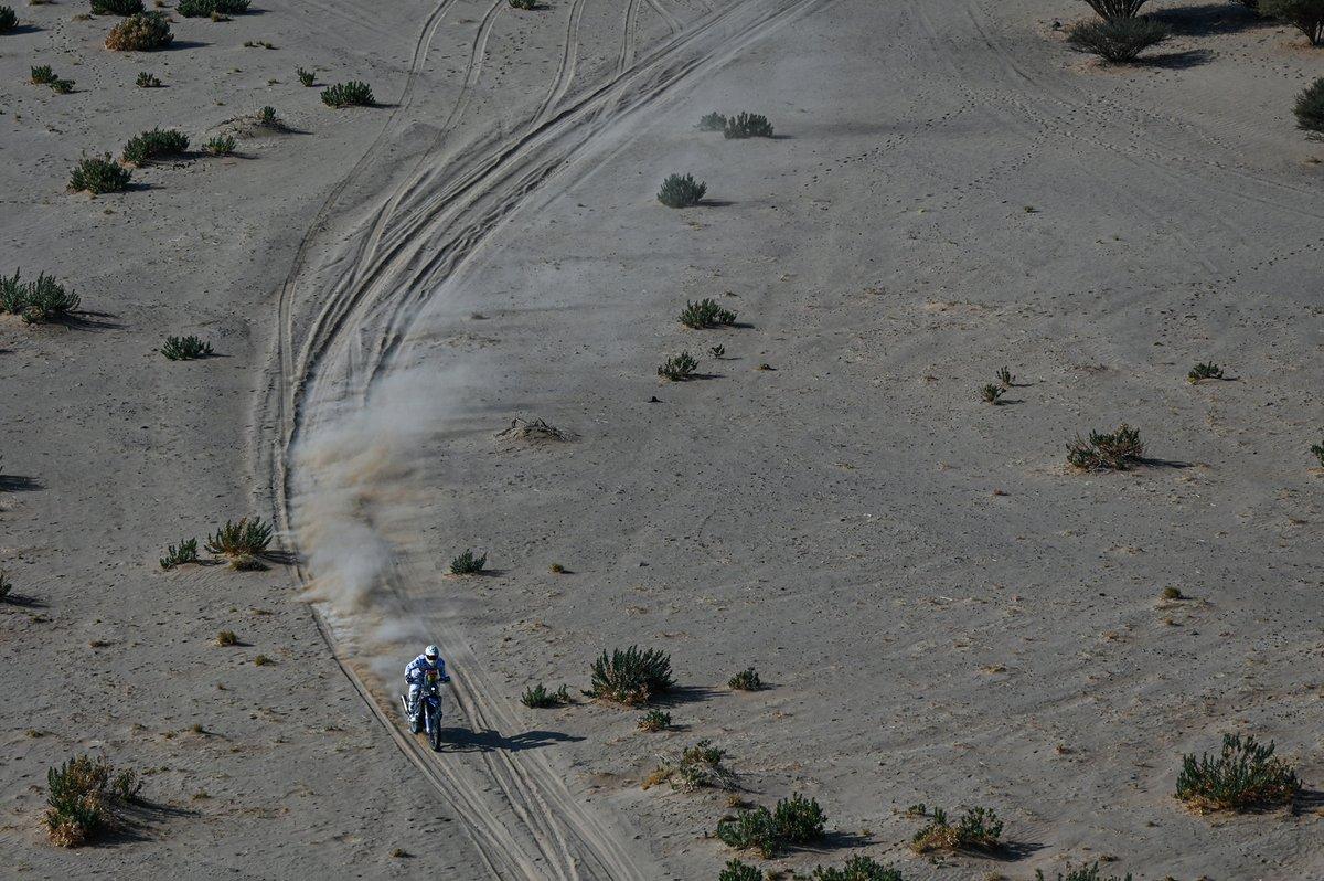 #12 Xavier HT Rally Raid Husqvarna Racing: Xavier De Soultrait