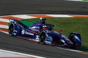 Nick Cassidy, Envision Virgin Racing, Audi e-tron FE07