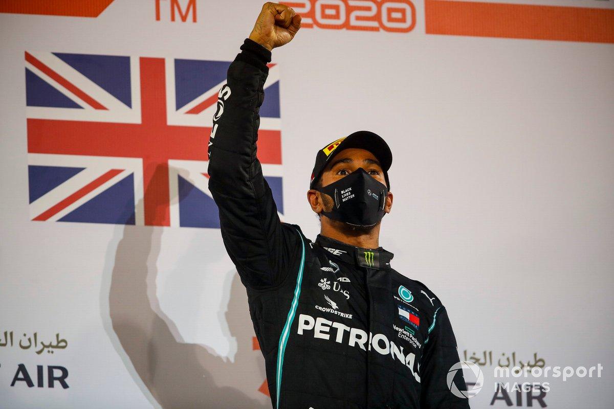 95 - GP de Bahrein 2020, Mercedes