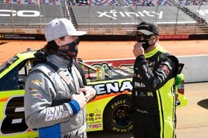 Matt Crafton, ThorSport Racing, Toyota Tundra ThorSport Racing, Sheldon Creed, GMS Racing, Chevrolet Silverado Chevy Accessories