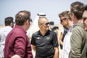 Stephane Sarrazin, Veloce Racing, en Jenson Button, JBXE Extreme-E Team