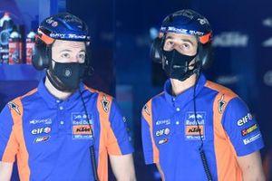 Red Bull KTM Tech 3 team