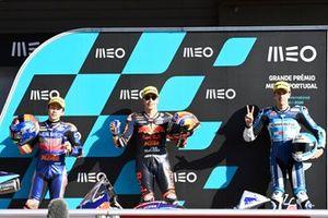 Ayumu Sasaki, Tech 3, Raul Fernandez, Red Bull KTM Ajo, Jeremy Alcoba, Gresini Racing