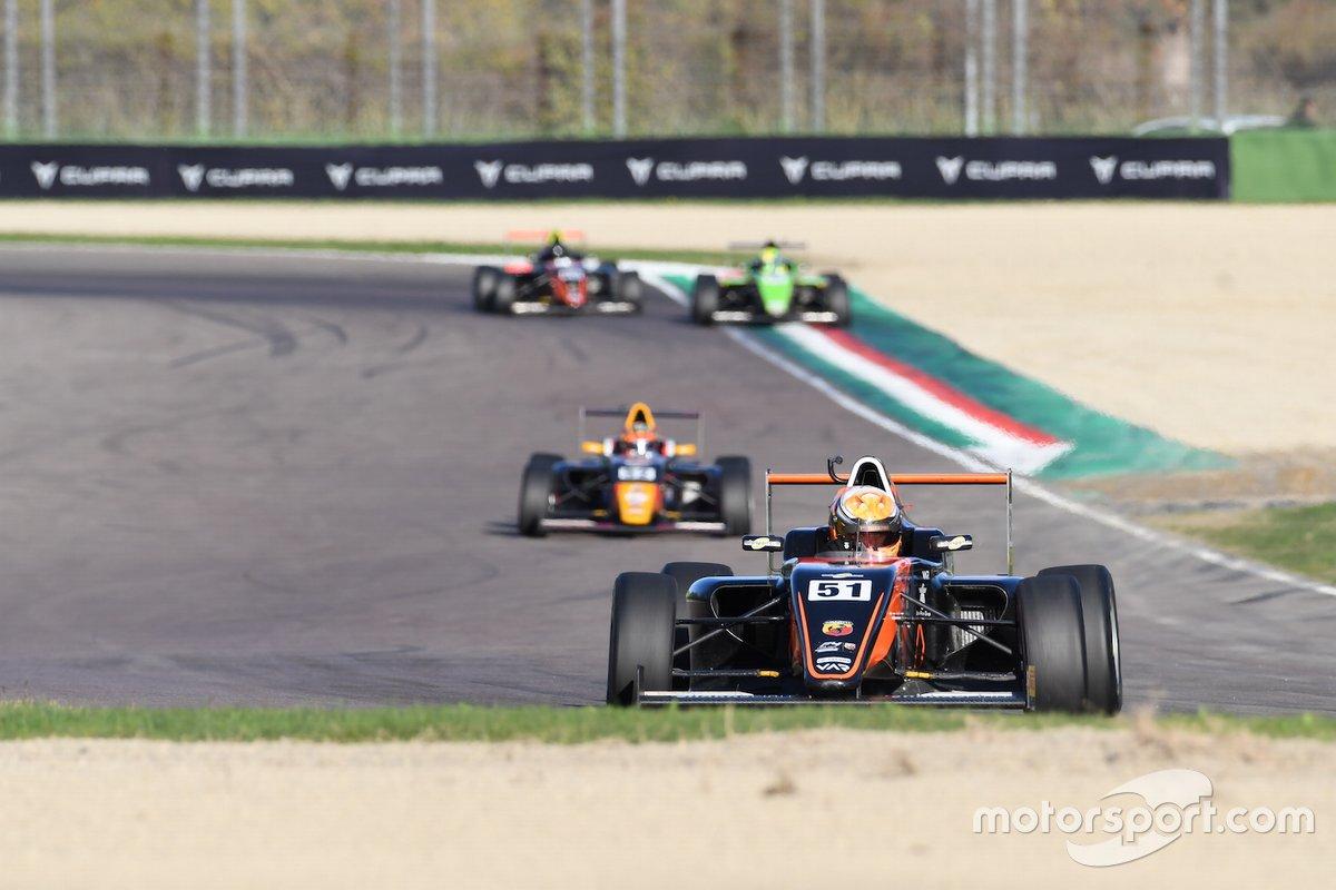 Francesco Pizzi, Van Amersfoort Racing