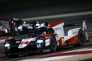 #7 Toyota Gazoo Racing Toyota TS050: Майк Конвей, Камуи Кобаяши, Хосе Мария Лопес