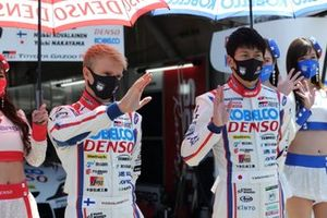 Heikki Kovalainen, Yuichi Nakayama, #39 DENSO KOBELCO SARD GR Supra