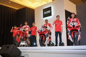 Astra Honda Racing Team (AHRT) 2020