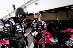 #60 Meyer Shank Racing w/Curb-Agajanian Acura DPi, DPi: A.J. Allmendinger