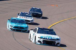 Corey LaJoie, Spire Motorsports, Chevrolet Camaro Youtheory,B.J. McLeod, Live Fast Motorsports, Ford Mustang