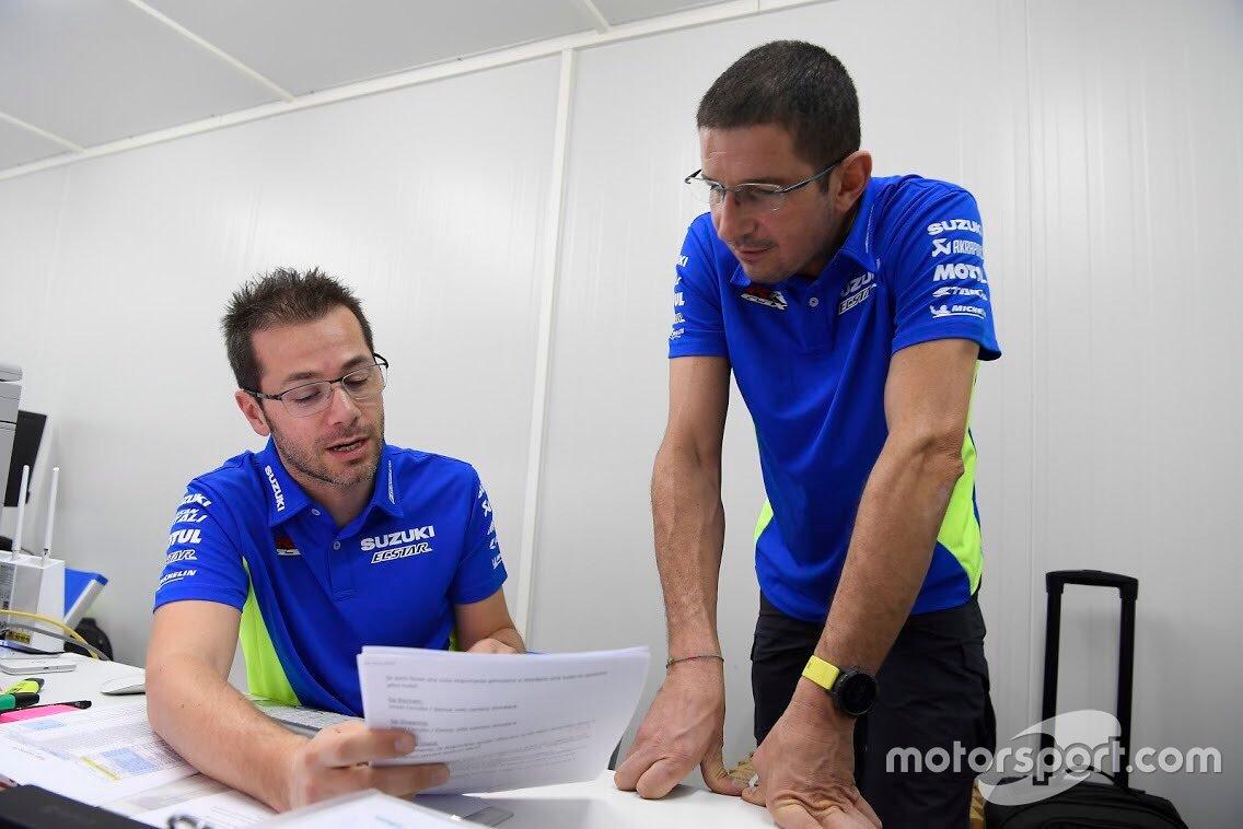 Mitia Dotta y Roberto Brivio, coordinadores del equipo