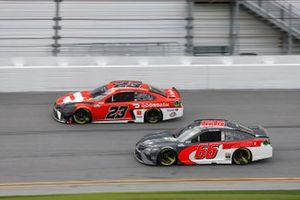 Bubba Wallace, 23XI Racing, Toyota Camry DoorDash, Timmy Hill, Motorsports Business Management, Ford Mustang