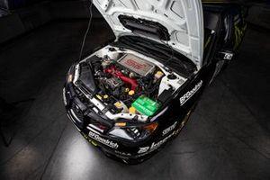Ken Block, 2002 Subaru WRX STi