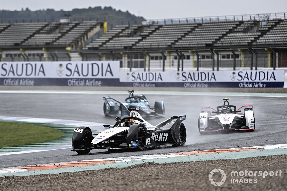 Edoardo Mortara, Venturi Racing, Silver Arrow 02, Andre Lotterer, Porsche, Porsche 99X Electric, Tom Blomqvist, NIO 333, NIO 333 001