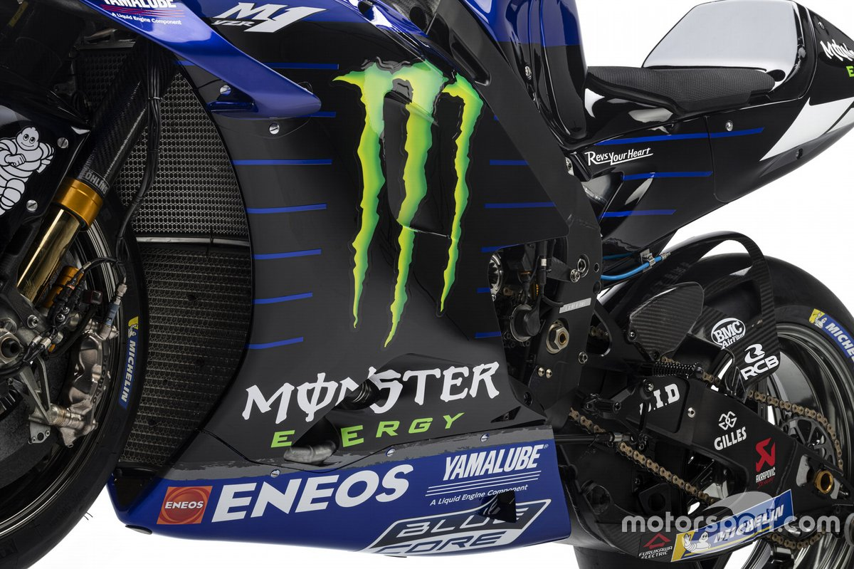 Yamaha YZR-M1, Yamaha Factory Racing detail