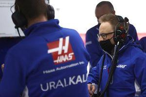 Haas teamlid
