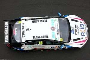 Glynn Geddie, Team HARD Volkswagen CC