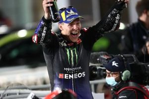 Race winner Fabio Quartararo, Yamaha Factory Racing