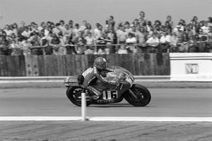 Michel Rougerie, Yamaha