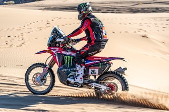 #26 Monster Energy Honda Team: Aaron Mare