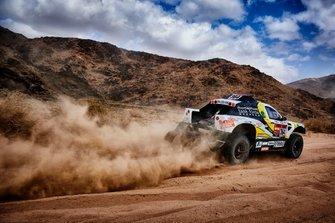 Мануэль Пласа Перес и Моника Пласа, Chevrolet BV2, Sodicars Racing (№364)