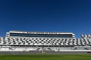 Haupttribüne am Daytona International Speedway