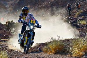 Эндрю Шорт, Rockstar Energy Husqvarna Factory Racing, Husqvarna FR 450 Rally (№6)