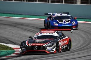 Miguel Ramos, Fabrizio Crestani, Mercedes-AMG GT3
