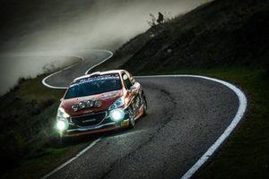 Davide Nicelli, Alessandro Mattioda, Peugeot 208, La Superba
