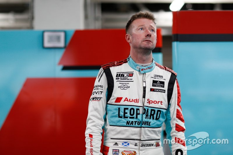 Гордон Шедден, Leopard Racing Team Audi Sport