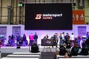 Motorsport games area